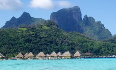 Bora Bora - sonando del paraiso