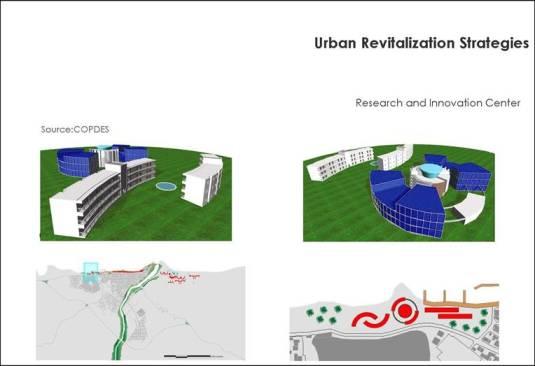 Centro de la investigación y de la innovación