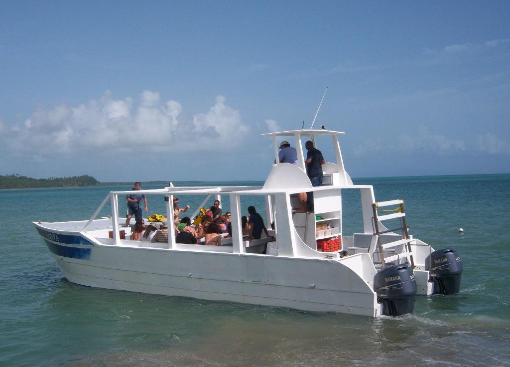 Catamaran Sonia