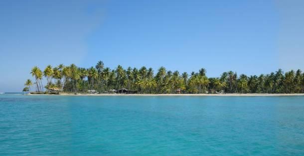 la Playa Esmeralda en Miches, principal atractivo del proyeto Cisneros