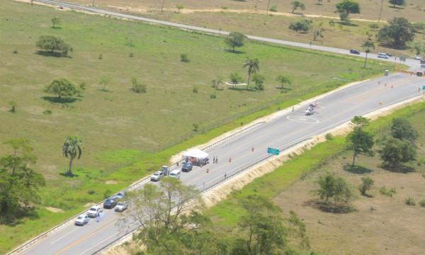 La carretera que comunicará la comunidad de Sabana de la Mar hasta la zona turística de Bávaro y Punta Cana, en un tramo de 111 kilómetros.